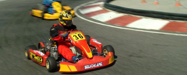 CNK Dunlop 2012, a treia confruntare - la Bacau