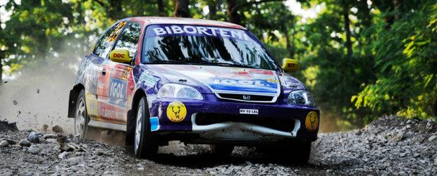 CNR 2011: Echipajul Adrian Grigore/Marius Paunescu, locul 2 la Raliul Aradului