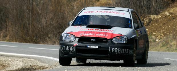 CNR 2011: Echipajul Tatu-Florea revine in forta pentru raliul Bucuresti - Brasov
