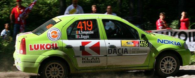 CNR 2011: Evolutii bune pentru juniorii Napoca Rally Academy la Raliul Tara Barsei