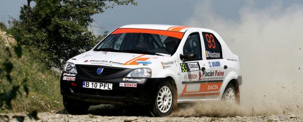 CNR 2011: Urmatorul hop in Cupa Dacia, un raliu mixt !