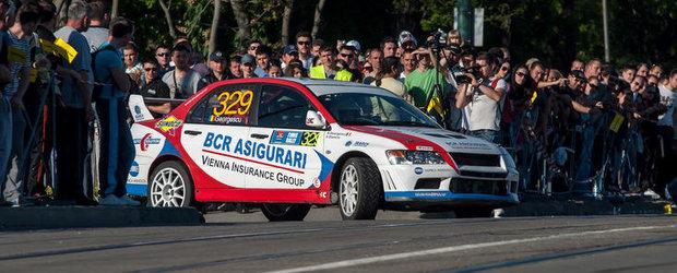 CNR 2012: Al doilea raliu, al doilea podium pentru Sebastian Stanciu