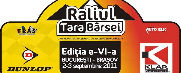 CNR Dunlop 2011: Macadamul de la Tara Barsei isi asteapta concurentii