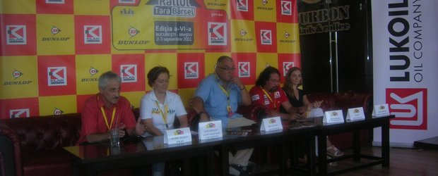 CNR Dunlop 2011: Raliul Tara Barsei, pe ultima suta de metri
