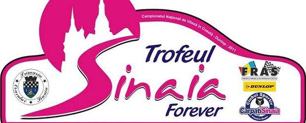 CNVC 2011: 68 de piloti inscrisi in prima etapa a Trofeului Sinaia Forever 2011
