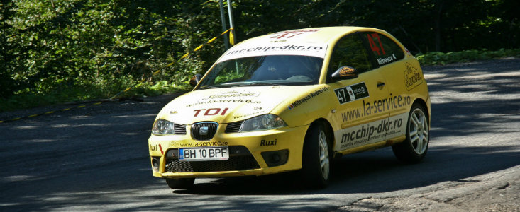 CNVC 2011: Ruxi, Campioana la categoria A3