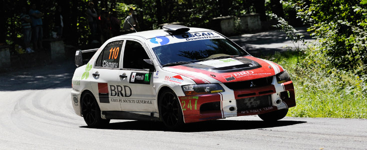 CNVC 2011: Weekend in forta pentru Catalin Cismaru