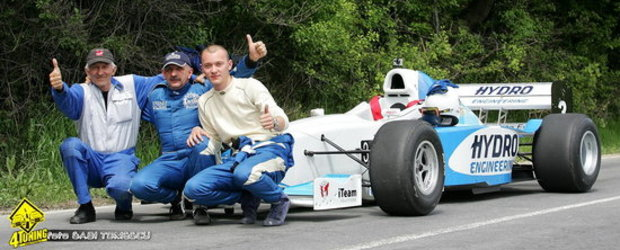 CNVC Alba Motor Challenge: Hora s-a impus la Straja