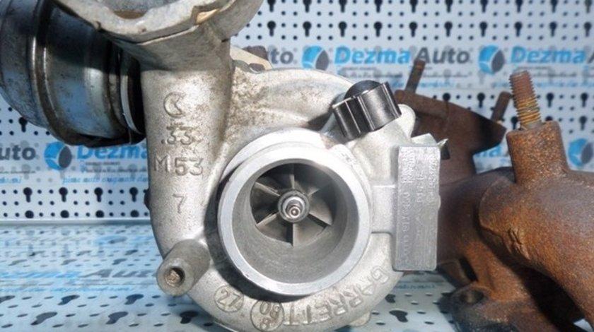 Cod oem: 038253016RV turbosuflanta, Vw Golf 5 (1K1) 1.9 tdi, BRU