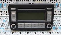 Cod oem: 1K0035186AD, Radio cd mp3 Vw Jetta 3 (1K2...