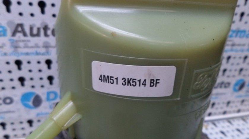 Cod oem: 4M51-3K514-BF, pompa servo directie Ford Focus 2 (DA) 1.6 tdci, GPDB