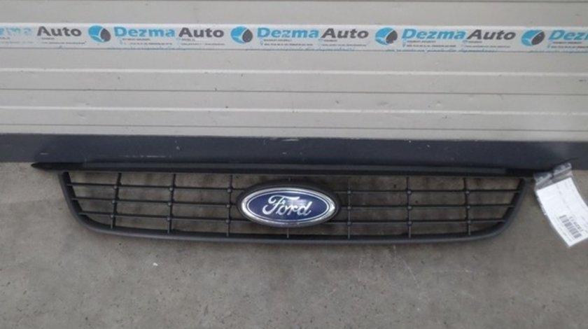 Cod oem: 8M51-8200-D, grila bara fata cu sigla Ford Focus 2 sedan (DA) 2007-2011