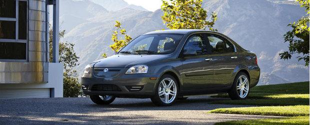 CODA este gata de vanzare. O masina electrica ce seamana cu Dacia Logan, fabricata in Statele Unite