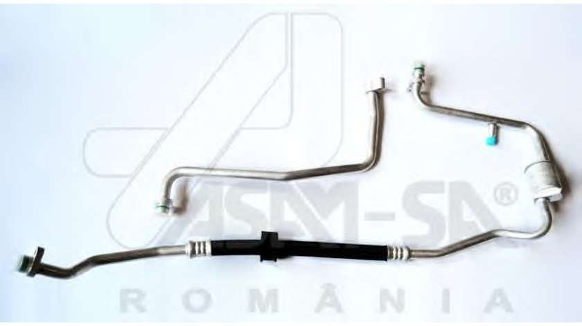 COLECTIE CONDUCTE AC (compresor-vaporizator) Logan MPI 2007-> ASAM 30986 <br>