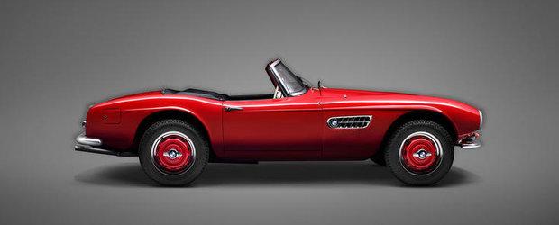 Colectie cu unele dintre cele mai frumoase fotografii BMW