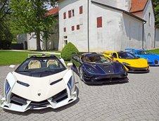 Colectie masini Obiang