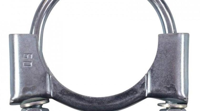 Colier toba esapament 60mm Peugeot 206 (1998->)[2A/C]