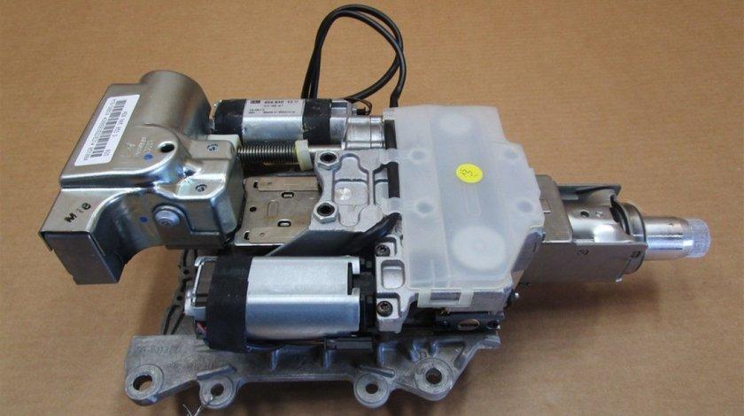 Coloana volan electrica cu blocator vw touareg 7l cod 7l0419501bk 4e0905852e
