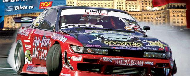 Comanda bilete la cel mai tare eveniment al anului, Drift Grand Prix of Romania