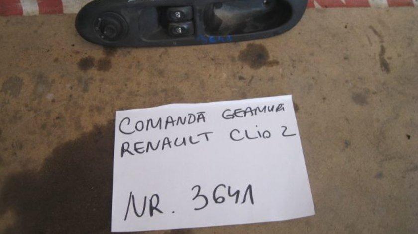 Comanda geamuri renault clio 2