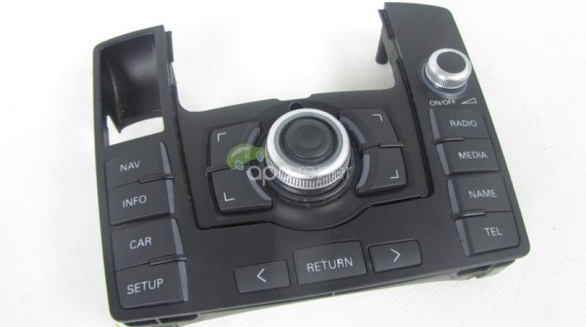 Comanda Navigatie Audi A6 4F Facelift MMi 3G cod 4F1919611S