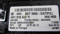 Comanda navigatie Audi A8 S8 4H originala cod 4H19...