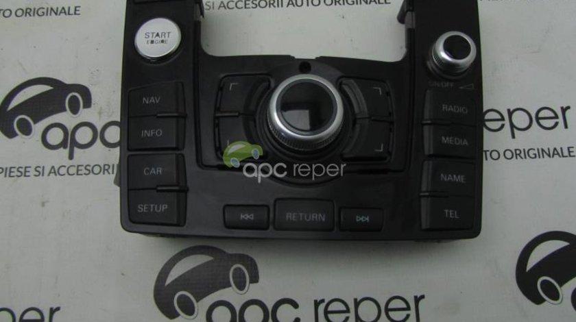 Comanda Navigatie Audi Q7 Facelift 2012 cod 4L0919611A