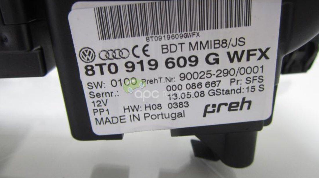 Comanda navigatie MMI 3G originala Audi A4 8K / A5 8T / Q5 8R