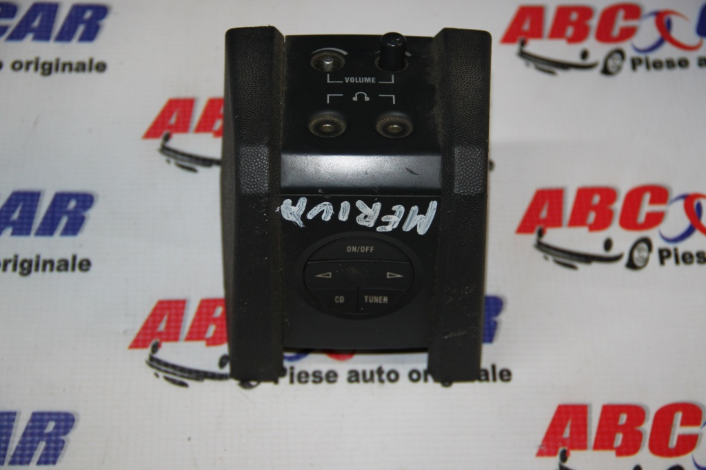 Comanda radio CD Opel Meriva A cod: 93326436 model 2007