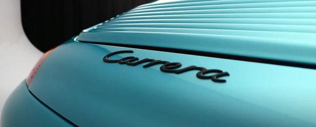 Comanda speciala: El este unicul 911 blindat pe care Porsche l-a construit vreodata