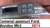 Comenzi geamuri electrice Ford Mondeo MK3