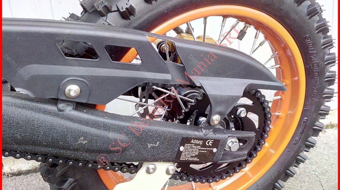 Comercializam CROSS 607 noi 125cc kxd moto ro
