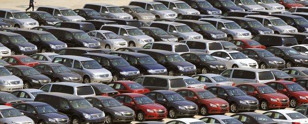 Comertul auto a scazut ca serie bruta, insa a crescut ca serie ajustata in ianuarie 2013