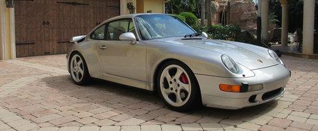 Comoara de pe internet: Un superb Porsche 993 Turbo e de vanzare in SUA