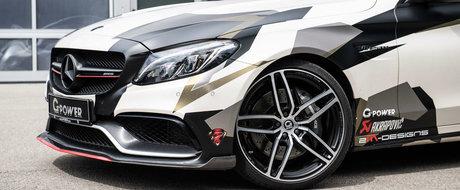 Compania care a creat cel mai rapid BMW din lume a modificat un Mercedes de ultima generatie