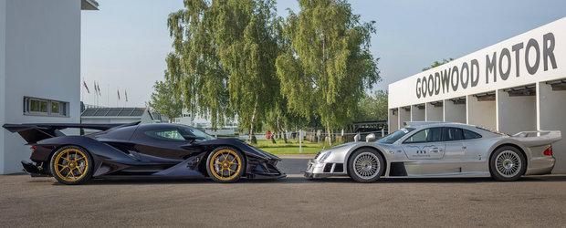 Compania care a dat lumii modelul Mercedes CLK GTR lucreaza la o noua sportiva pur sange