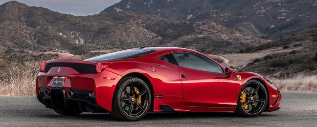 Compania care iti transforma Ferrari-ul intr-un tanc. Te protejeaza de gloante si inca poate atinge 325 km/h