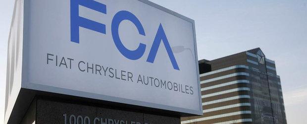 Compania Fiat, acuzata ca a falsificat cifrele de vanzari oferind spaga