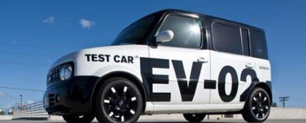 Competitia Chevrolet Volt: Nissan