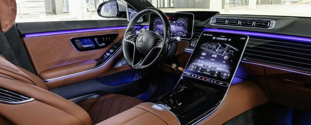 Complimente de la BMW. Rivalii din Munchen ii ureaza bun-venit noului Mercedes S-Class cu un VIDEO savuros