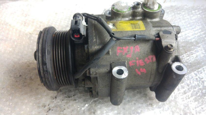 Compresor ac 1.4 benz fxja ford fusion ju fiesta 5 2002-2012