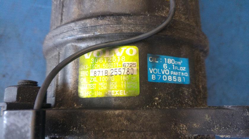 Compresor ac 1.8 b b4184s volvo v40 v50 s40 s50 c30 8708581