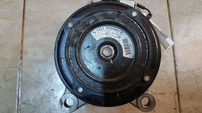 Compresor ac 9216466 bmw seria 7 f01 f02 740d n57