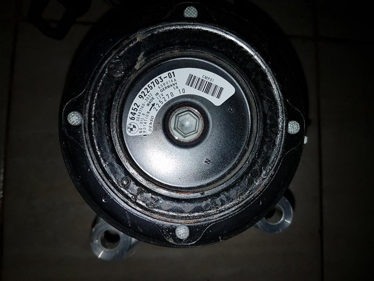 Compresor ac 9225703 bmw seria 5 f10 530d n57