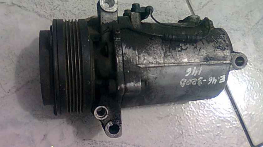 Compresor AC BMW 320d E46