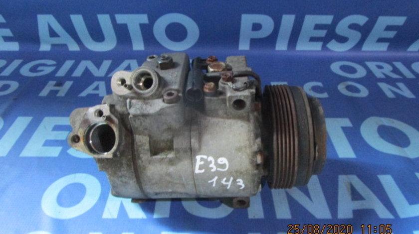 Compresor AC BMW E39 523i; 8377241