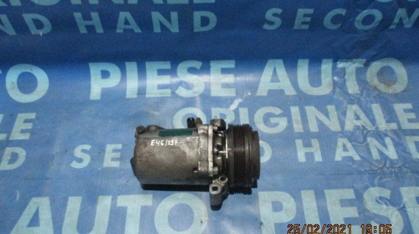 Compresor AC BMW E46 318i; 8390646