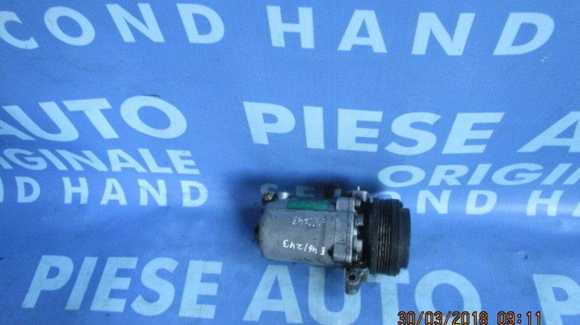 Compresor AC BMW E46 320d 1999; cod: 64528386650