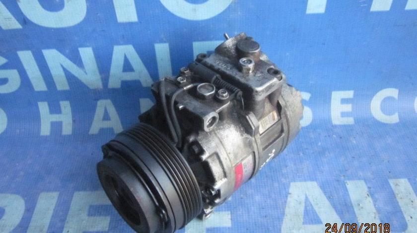 Compresor AC BMW E46 330d; 64526910459