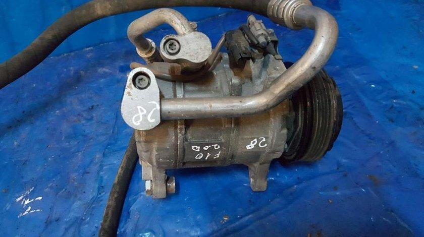 Compresor ac bmw e90 e91 lci 318d cod 9223694